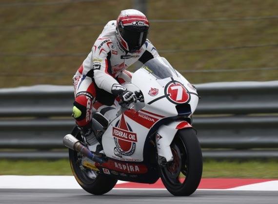 Moto2 Sepang, Doni Tata Insiden di Moto2 Sepang, Federal Oil Moto2 Sepang, Federal Oil Gresini Moto2, Gresini Racing, Fausto Gresini Moto2 Sepang