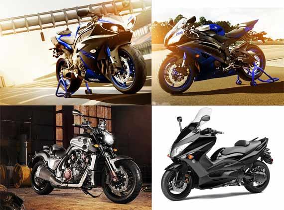 Yamaha, Yamaha Indonesia, Peluncuran Moge Yamaha di Indonesia, Harga Yamaha YZF-R1, Harga Yamaha YZF-R6, Harga Yamaha T-max, Yamaha V-Max