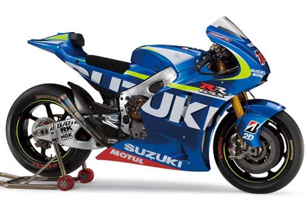 Suzuki GSX-RR,Tunggangan Duo Spanyol Di Kelas MotoGP/Federal Oil