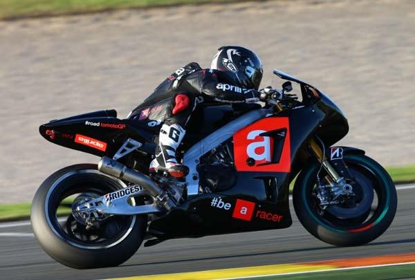 Melandri Kembali Ke Ajang MotoGP/Federal Oil