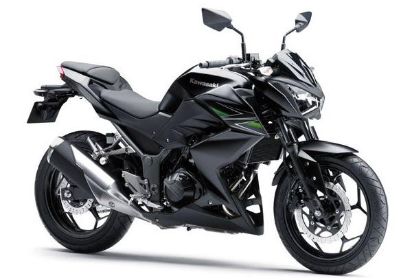 Kawasaki Z300 Resmi Mengaspal Di Eropa/Federal Oil