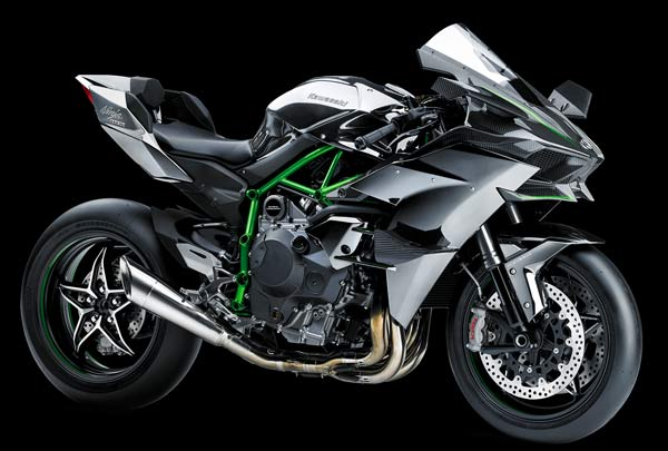 Supersport Kawasaki H2 Siap Di Pesan/Federal Oil