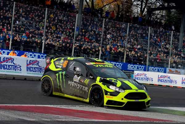 Rossi Kembali Ikut Rally/Federal Oil