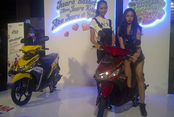 Yamaha Mio 125 Resmi Mengaspal