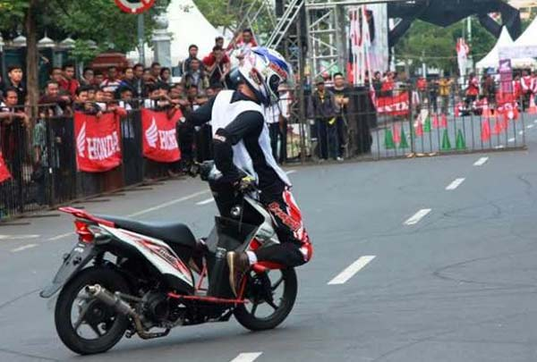 Honda City Battle Di Gelar Semarang/Federal Oil