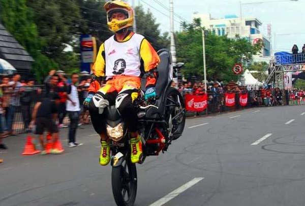 Honda City Battle Di Gelar Semarang/Federal Oil