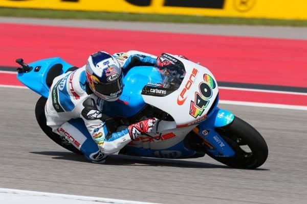 Moto2 Austin Amerika Serikat, Hasil Balap Moto2 Austin, Maverick Vinales Juara Moto2 Austin, Federal Oil Gagal di Moto2 Austin, Tim Federal Oil Gresini Moto2
