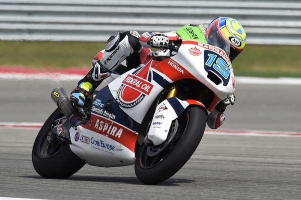 Xavier Simeon Federal Oil Gresini Moto2, Moto2 Argentina, Moto2 di Sirkuit Termas de Rio Hondo, Xavier Simeon Moto2 Argentina