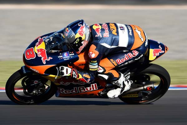 Jack Miller Pole position Moto3 Argentina, Hasil Kualifikasi Moto3 Argentina