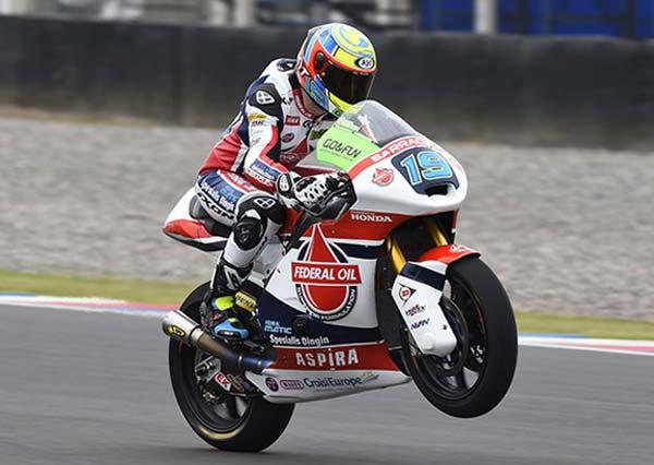 Hasil Fp3 Moto2 Argentina, Xavier Simeon Moto2 Argentina, Federal Oil Gresini Moto2, FOGM2 Argentina