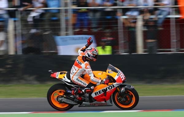Marquez Juara MotoGP Argentina, Marquez Raih Kemenangan Ketiga di MotoGP Argentina, Hasil Balap MotoGP Argentina