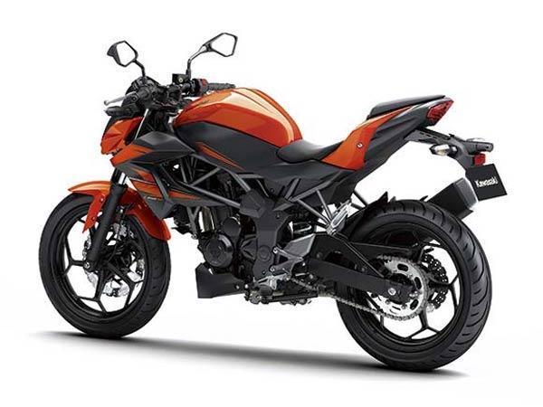 Kawasaki Z250SL, Spesifikasi Kawasaki Z250SL, Keunggulan Kawasaki Z250SL