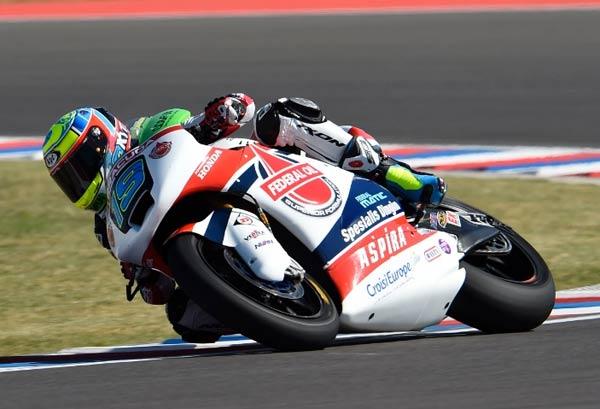 Moto2 Jerez, Hasil FP1 Moto2 Jerez, Spanyol, Hasil FP2 Moto2 JErez, Spanyol, Pembalap Federal Oil Tercepat di Moto2 Jerez, Spanyol, Gresini Racing, Tim Federal Oil Gresini Moto2