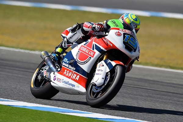 Federal Oil Gresini Moto2, Xavier Simeon Moto2 Jerez Spanyol, Tim Federal Oil di Moto2 Jerez, Xavier Simeon Moto2, Moto2 News
