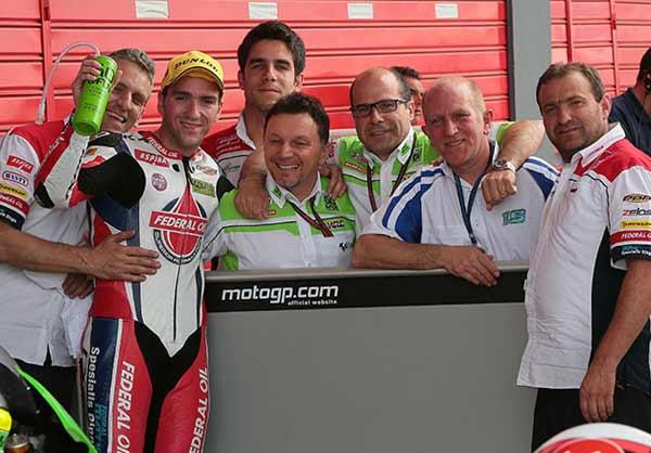 Oli Motor Anda Federal Oil, Moto2 Perancis, Moto2 Le Mans, Berita Moto2 Berita Balap Moto2, Xavier Simeon