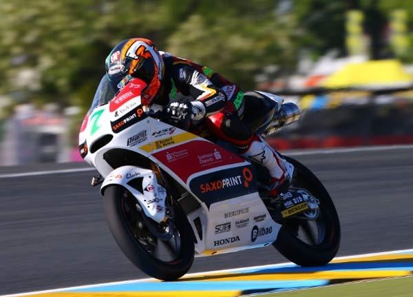 Oli Motor Federal Oil, hasil Kualifikasi Moto3 Le Mans Perancis