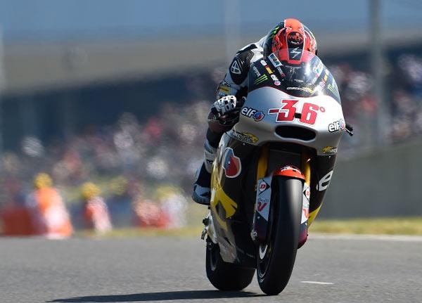 Hasil Moto2 Le Mans Perancis, Mika Kallio Menang di Moto2 Le Mans