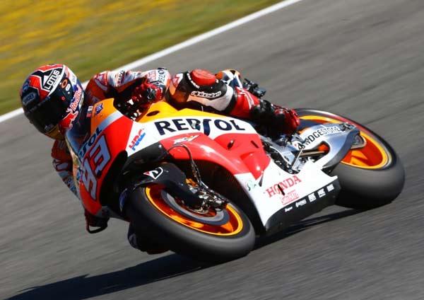 MotoGP Mugello, MotoGP Italiam Marc Marquez Tercepat di FP1 MotoGP Italia, Valentino Rossi Kedua di FP1 Italia