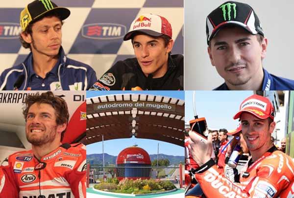 Berita MotoGP, Catatan Menarik Jelang MotoGP Mugello Italia, Berita MotoGP Federal Oil, MotoGP News Federal Oil