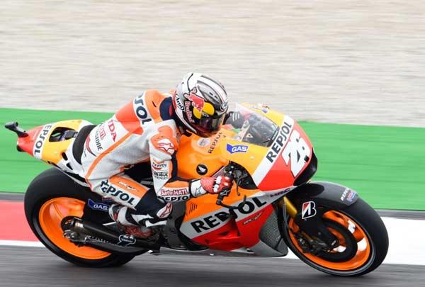 MotoGP Italia, MotoGP Mugello Italia, Hasil FP3 MotoGP Italia, Dani pedrosa MotoGP Italia