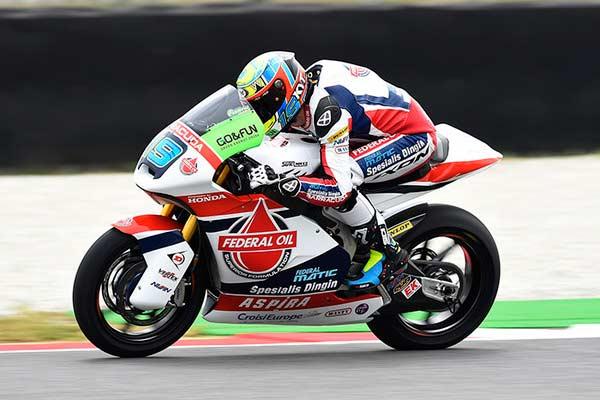Berita Moto2 Italia, Moto2 Mugello Italia, Xavier Simeon Moto2, Moto2 Federal Oil, Federal Oil Gresini Moto2