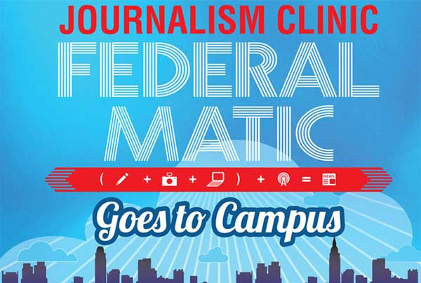 Journalis Clinic Federal Matic, Oli Motor Federal Oil, Federal Matic, Ikuti Journalism Clinic Federal Matic