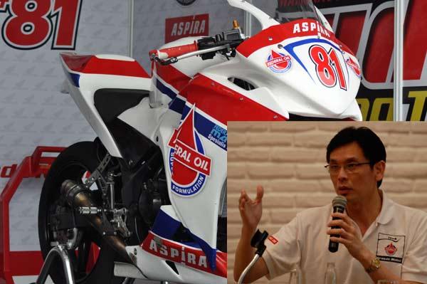 Oli Motor Federal Oil, FEderal Oil Balap Indonesia, Federral Oil Dukung tim Balap Indonesia, Wahana Dunia Motor Racing Team, IRS 2014