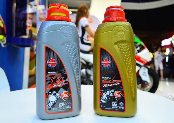 Oli Motor Anda Federal Oil, Federal Oil SuperRacing, Federal Supreme XX Racing