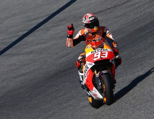 MotoGp Catalunya, MotoGP Spanyol, Hasil MotoGP Catalunya, Marc Marquez Menangi MotoGP Catalunya