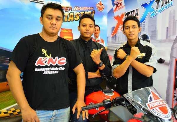 Hendra Komunitas Ninja Club Bekasi
