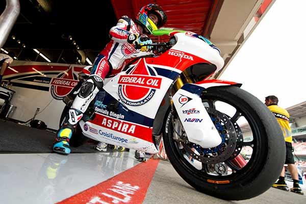 Federal Oil Moto2 Assen, Barita Moto2 Assen, Xavier Simeon Moto2 Assen, Federal Oil Gresini Moto2