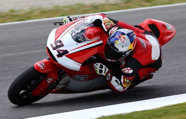 Hasil FP1 Moto2 Assen Belanda, Hasil FP2 Moto2 Assen Belanda
