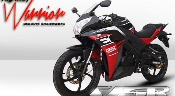 Motor sport 250cc Viar, Penantang Yamaha R25 dari Viar