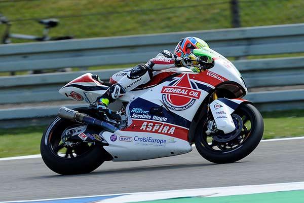 Moto2 Assen Belanda, Federal Oil Mtoo2 Assen, Federal Oil Gresini Moto2, Xavier Simeon Moto2 Assen