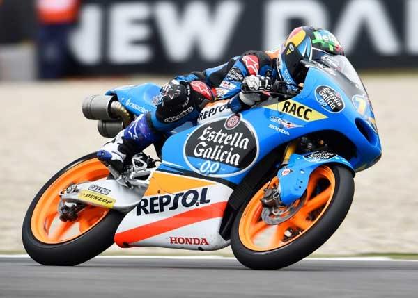Hasil balap Moto3 Assen Belanda, Moto3 Assen, Hasil Race Moto3 Assen, Alex Marquez juara di Moto3 Assen