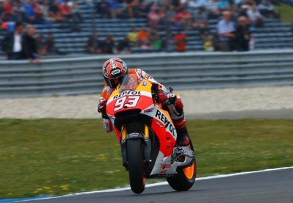 Hasil balap MotoGP Assen Belanda, Marc Marquez Juara MotoGP Assen