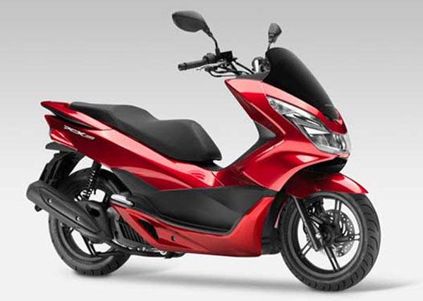 Honda All NEw PCX 150, Target Penjualan Honda All New PCX 150