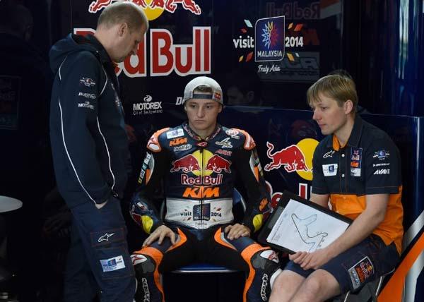 Jack Miller Moto2, Marc VDS Umumkan Kontrak Bersama Jack Miller, Jack Miller Tak akui Kontraknya Bersama tim Marc VDS