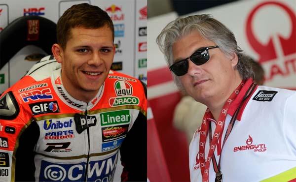 Tim Pramac racing MotoGP, paolo Campinoti Minati Stefan Bradl, Pramac Racing Tertarik dengan Stefan Bradl, Bradl Bakal Balap untuk Pramac Racing
