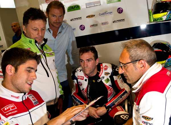 Federal Oil Moto2 Jerman, Xavier Simeon Jalani Latihan Khusus Supermotor dan Dirt Track, Xavier Simeon Moto2 Jerman