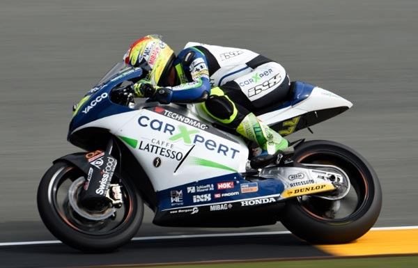 Moto2 Jerman, Hasil Kualifikasi Moto2 Jerman, Dominique Aegerter Pole Position Moto2 Jerman, Xavier Simeon Moto2 Jerman