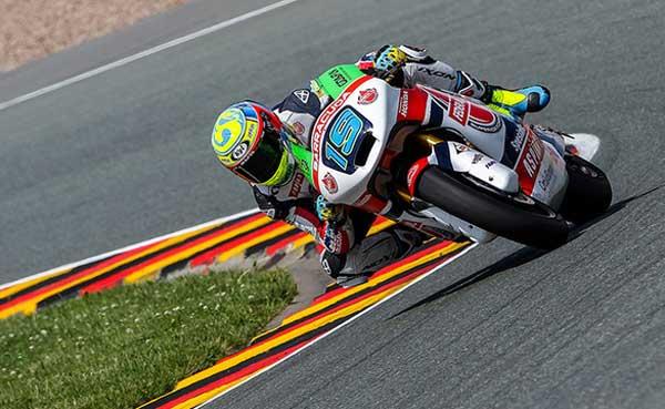 Moto2 Jerman, Xavier Simeon Moto2 Jerman, Federal Oil Moto2 Jerman