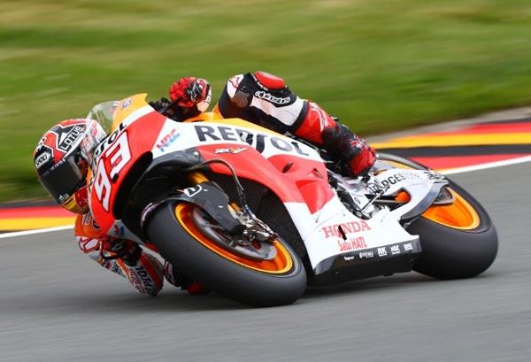 Marquez Juara MotoGP Jerman, MotoGP Jerman Milik Marc Marquez