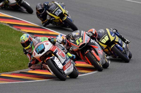 Xavier Simeon, Moto2 Jerman, Federal Oil Gresini Moto2, Xavier Simeon Federal Oil