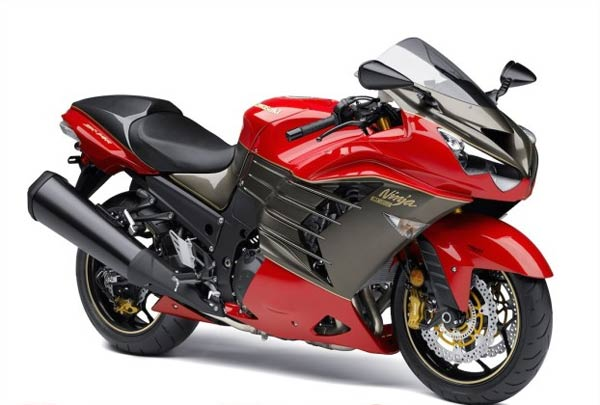 Kawasaki Ninja ZX-14R 30th Anniversary Limited Edition