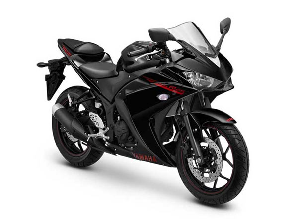 Yamaha R3, Kembaran Yamaha R25 Bermesin 320 cc, Ekspor Yamaha R25