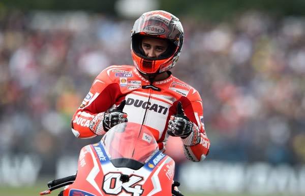 Andra Dovizioso Perpanjang Kontrak Bersama Ducati, Ducati Perpanjang Kontrak Dovizioso