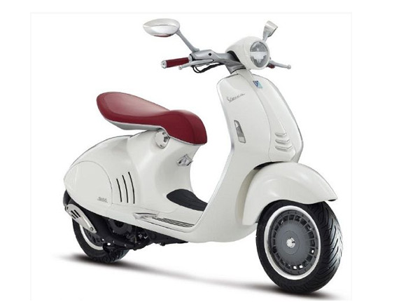 Vespa 946 Limited Edition, Piaggio Indonesia Segera Lepas Vespa 946 Limited Edition