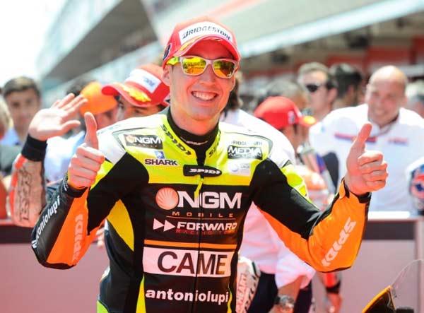 Tim Balap Aleix Espargaro, Espargaro Perkenalkan Tim balap Moto3 musim 2015