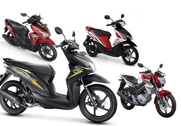 Penjualan Sepeda Motor Juli 2014, Penjualan Motor Juli 2014 Turun, Penjualan Motor Juli 2014 Lesu